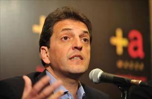 Sergio Massa apoyar� la ley antidespidos