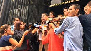 Denunciaron en Fiscalía actuación de cuerpos de seguridad en marchas