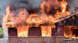 Matrimonio guatemalteco muere abrazado en incendio en su vivienda