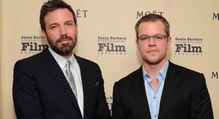Matt Damon y Ben Affleck llevarán al cine el escándalo en la FIFA