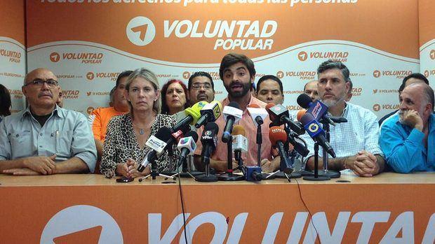 Voluntad Popular acudirá a reunión en Dominicana