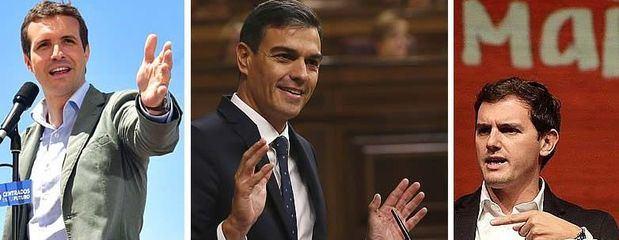 ¿Hay mercadeo con los pactos?: PP, Ciudadanos y PSOE podrían intercambiar gobiernos autonómicos y municipales como si fueran cromos