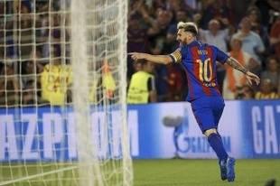 El Barcelona no tuvo piedad con el Celtic