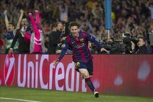 Polémica en España por el nuevo contrato de Messi