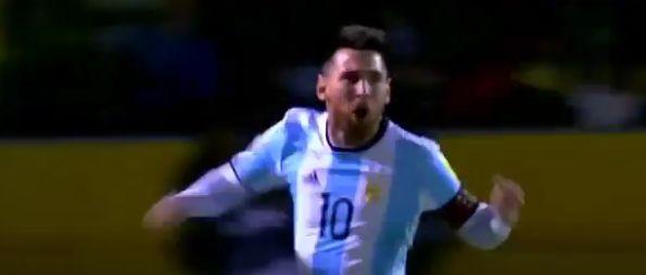 Messi le avisó a todos que va por el mundial