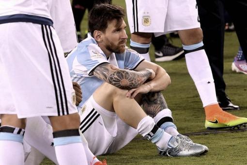 Hasta Macri sali� a pedir por Messi �hay que cuidarlo porque es lo m�s grande que tenemos