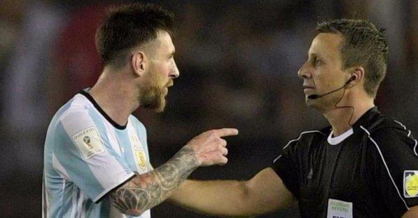 La FIFA suspendió a Messi por cuatro partidos y hay preocupación por la clasificación al mundial