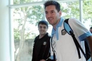 Arranc� el juicio a Messi por presunta evasi�n fiscal