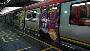 Málaga: El metro cumple un año con casi 5 millones de viajeros