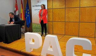 Marcos inicia contactos para sumar esfuerzos en Europa para mantener la PAC