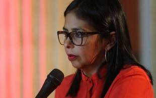 Presidenta de la ANC se solidariza con la senadora argentina Cristina Fernández