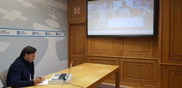 Miranda retoma las videoconferencias con la Argentina para analizar la situación y las necesidades de la colectividad más numerosa del mundo