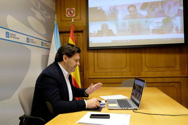 Miranda pide colaboración a las gallegas y gallegos de Argentina y Uruguay para detectar los casos de necesidad que pueda dejar el coronavirus