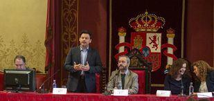 Miranda presentó la convocatoria de las Bolsas Excelencia Juventud Exterior de la Xunta de Galicia