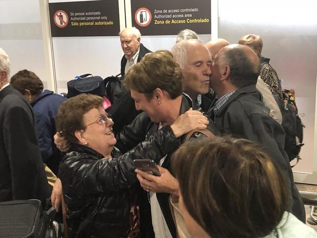 """Miranda invita a las y los primeros 53 beneficiarios de Reencontros na casa procedentes de la Argentina a """"redescubrir su tierra de origen y a sus gentes"""""""