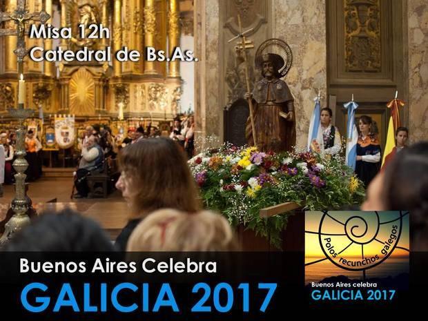 Lega una nueva edición del Buenos Aires Celebra Galicia