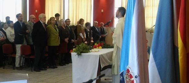 """""""Los españoles nos sentimos aquí como en nuestra propia casa"""" sostuvo el Embajador De Grandes Pascual"""