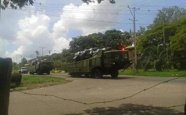 Gobierno de Guyana preocupado por aumento de tropas venezolanas cerca de la frontera