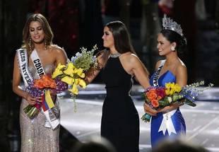 La filipina Pia Wurtzbach gana Miss Universo 2015 tras un polémico final