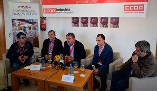 CCOO reclama un mix energético con presencia del carbón