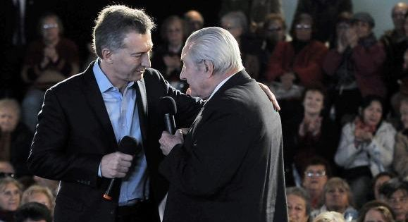 Macri anunci� el pago de juicios y aumento para los jubilados y el blanqueo de capitales