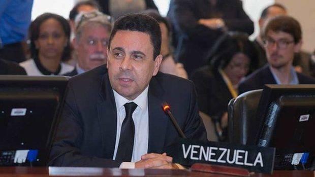 Venezuela negó en la OEA que el Gobierno nacional esté armando al pueblo