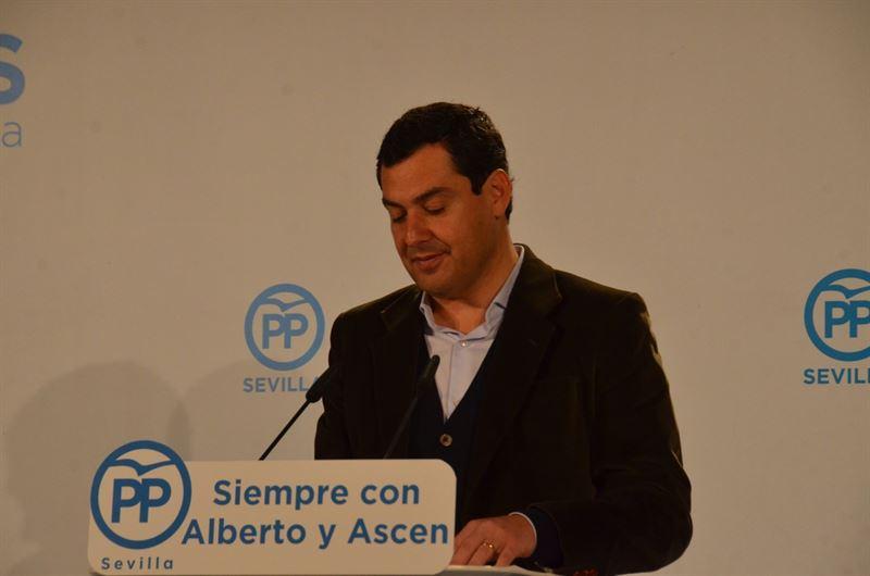 Moreno apunta la 'incapacidad' de la Junta para 'gestionar' y 'multiplicar' los fondos asignados a la Comunidad