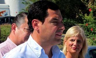 Moreno, dispuesto a hacer 'un pequeño parón' en la comisión de formación para que la Junta envíe la documentación