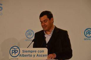 Moreno critica 'las quejas' de la Junta por recibir 1.700 millones del Gobierno