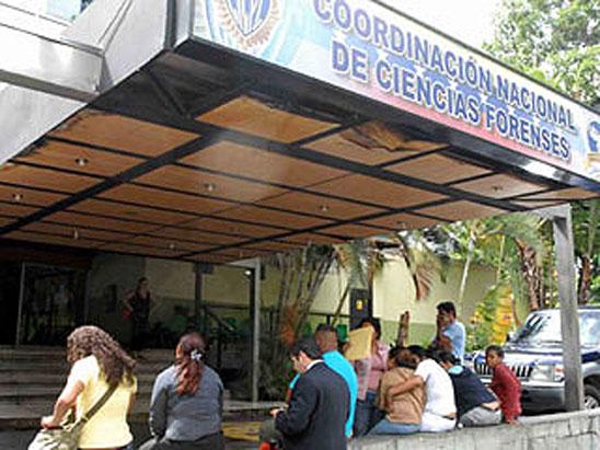 2.327 cadáveres han sido ingresados a la morgue de Bello Monte este año