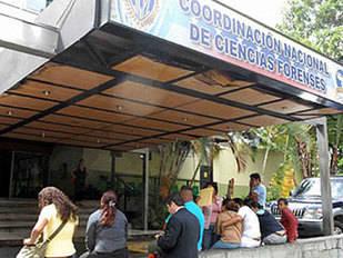 Al menos 439 cad�veres han sido ingresados a la morgue de Bello Monte este mes