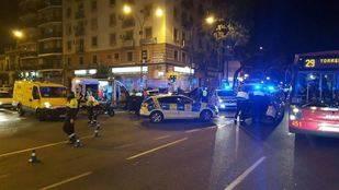 Mueren dos motoristas en Sevilla en sendos accidentes