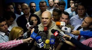 Torrealba dice que este domingo vimos unas fracasadas elecciones de la cúpula gobiernera
