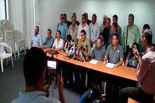 MUD dice que sus 112 diputados asumirán escaño pese a sentencia