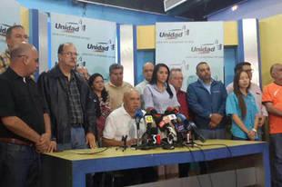 MUD presentó mayoría de candidatos para parlamentarias