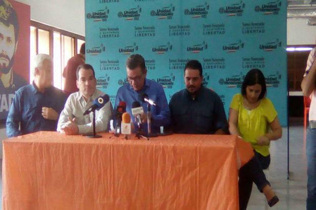 MUD pone en marcha campaña de sus candidatos a pesar de la decisión del TSJ
