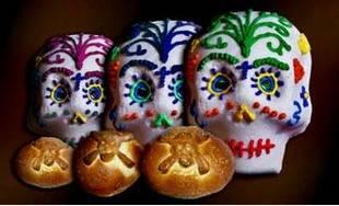 La 'Fiesta mexicana de los muertos' se celebra desde este miércoles en Sevilla