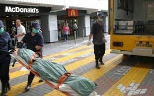 Mujer muere en un McDonald's y nadie se da cuenta hasta 7 horas después