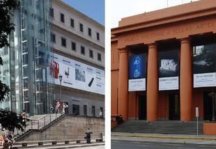 Convenio entre el Museo Nacional de Bellas Artes y el Museo Reina Sof�a