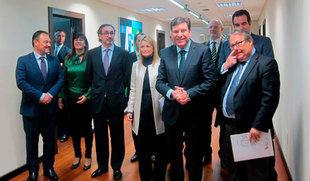 Castilla y León, pionera en firmar un convenio con las mutuas para formar a los trabajadores contra los riesgos laborales