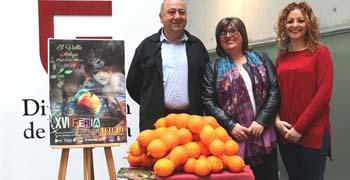 El Valle celebra este fin de semana la XVI Feria de la Naranja para difundir la cultura de este producto