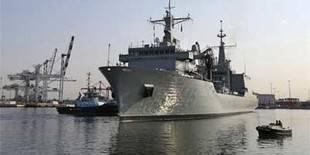 Navantia presenta una oferta a la Armada Australiana para la construcción de dos BAC