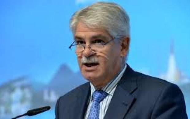 España pide coordinación entre UE y EEUU ante la crisis venezolana