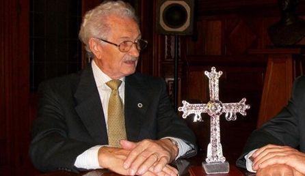 A los 92 años falleció el ex presidente del Centro Asturiano José Antonio Nespral
