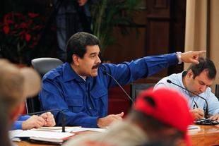 Un 76 % de los españoles cree que Maduro no resolverá la crisis en Venezuela
