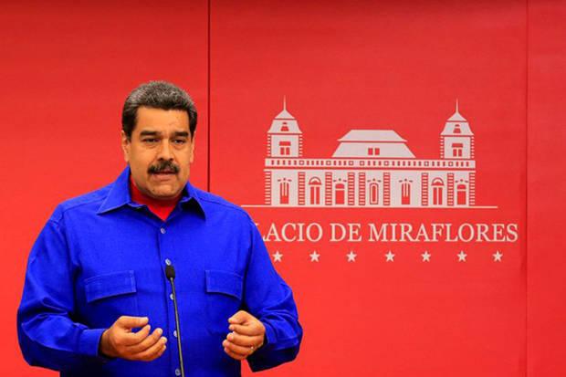 Maduro pide apoyo al 'pueblo' para trazar plan de gobierno 2019 - 2025