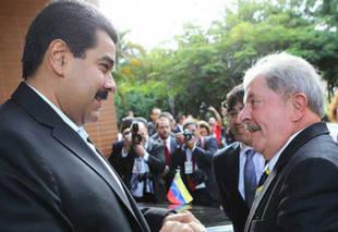 Carta abierta de Lula da Silva al presidente Nicolás Maduro
