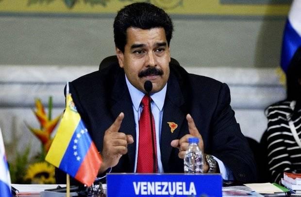 Maduro ataca a la OEA y pide a EEUU, Colombia y al papa apoyar plan de ALBA