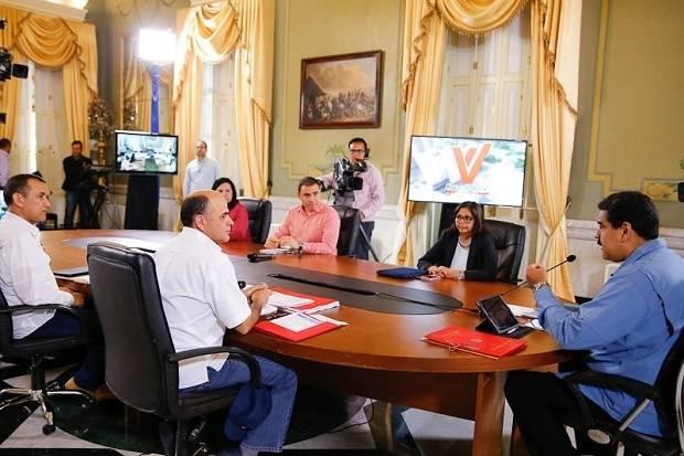Maduro solicitará se investigue en España financiación ilegal de oposición