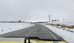 Finalizada la alerta por nevadas y desactivado el protocolo de actuación en carreteras